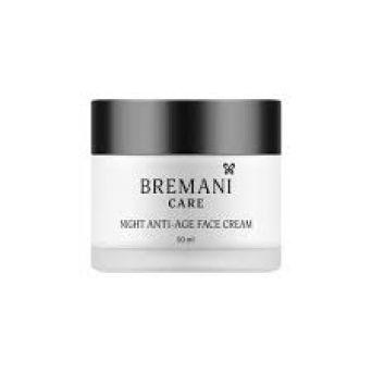 Night Anti-age Face Cream 40+ (Интенсивный ночной антивозрастной крем для лица 40+)